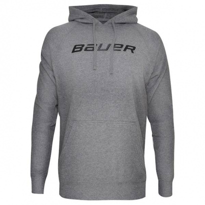 Mikina BAUER CORE HOODY W/GRAPHIC SR - HGR