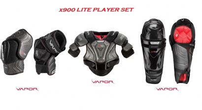 BAUER S18 VAPOR X900 SET JR